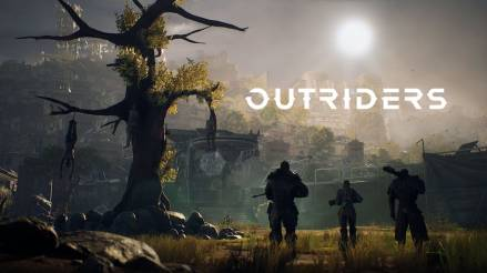 Outriders 4k Hd